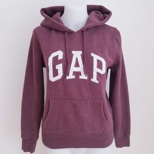 GAPKids Girls Logo Hoodie, XL